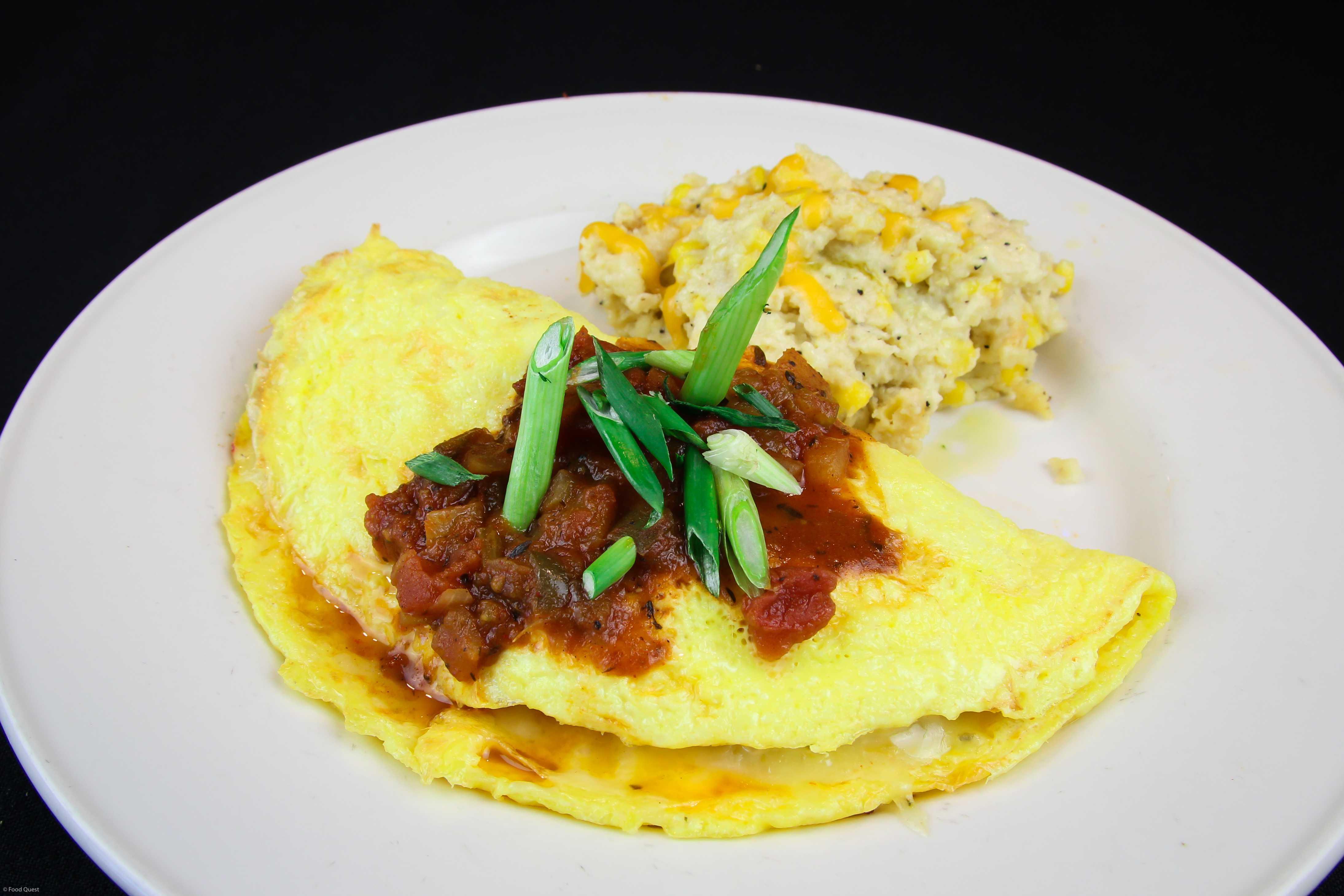 New Orleans Omelette